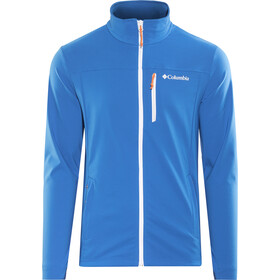 Columbia Heather Canyon Veste Homme, super blue
